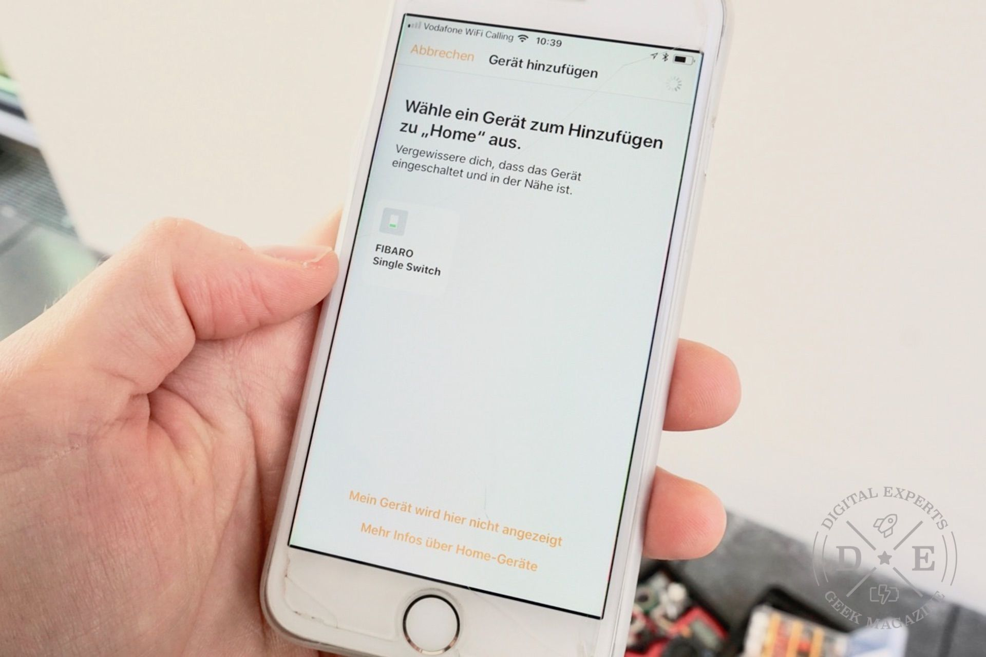 Steckdose mit Apple Homekit steuern: Fibaro Single Switch im Test ...