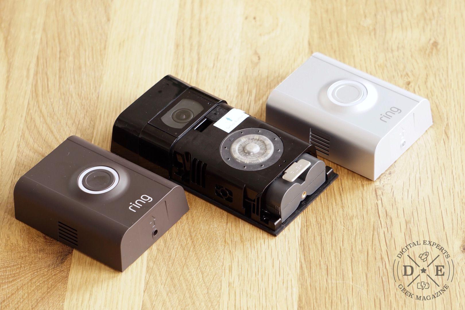Test Ring Video Doorbell 2 – Türsprechanlage mit