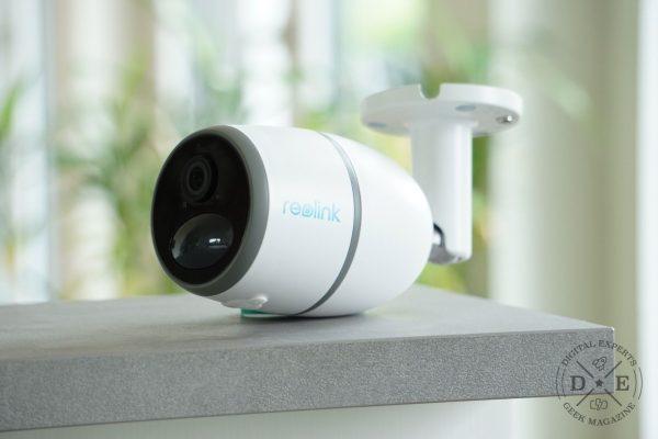 Reolink Go – LTE-Kamera mit Solar-Panel